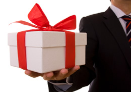 showing appreciation for your corporate clients during the holidays